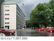 Купить «Городской пейзаж (г. Турку. Финляндия)», фото № 1061066, снято 2 августа 2009 г. (c) Александр Секретарев / Фотобанк Лори