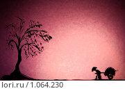 """Купить «Рисунок """"фермер""""», иллюстрация № 1064230 (c) Stepanuk Valera / Фотобанк Лори"""