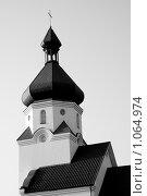 Церковь. Стоковое фото, фотограф Гордиенко Олег / Фотобанк Лори