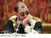 Купить «Григорий Лепс, певец», фото № 1067462, снято 16 апреля 2009 г. (c) Зайцев Алексей / Фотобанк Лори
