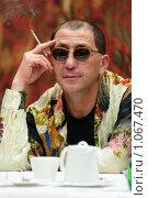 Купить «Григорий Лепс, певец», фото № 1067470, снято 16 апреля 2009 г. (c) Зайцев Алексей / Фотобанк Лори