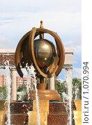 Купить «Парк Победы. Караганда. Фрагмент фонтана.», фото № 1070994, снято 26 июля 2009 г. (c) Михаил Николаев / Фотобанк Лори