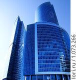 Купить «Современная архитектура», фото № 1073266, снято 3 августа 2009 г. (c) Astroid / Фотобанк Лори