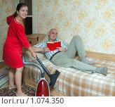 Купить «Домохозяйка», фото № 1074350, снято 6 сентября 2009 г. (c) Яков Филимонов / Фотобанк Лори