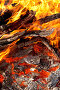 Огонь, фото № 1075598, снято 31 октября 2004 г. (c) Кравецкий Геннадий / Фотобанк Лори