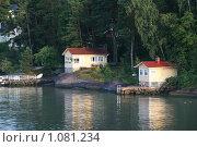 Купить «Остров у берегов Финляндии», фото № 1081234, снято 2 августа 2009 г. (c) Александр Секретарев / Фотобанк Лори