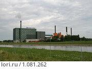 Купить «Теплоэлектростанция (Швеция)», фото № 1081262, снято 3 августа 2009 г. (c) Александр Секретарев / Фотобанк Лори