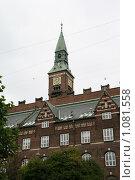 Купить «Дания. Копенгаген. Городской пейзаж.», фото № 1081558, снято 4 августа 2009 г. (c) Александр Секретарев / Фотобанк Лори