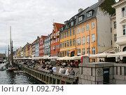 Купить «Дания. Копенгаген. Городской пейзаж.», фото № 1092794, снято 4 августа 2009 г. (c) Александр Секретарев / Фотобанк Лори