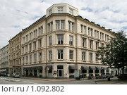 Купить «Дания. Копенгаген. Городской пейзаж.», фото № 1092802, снято 4 августа 2009 г. (c) Александр Секретарев / Фотобанк Лори