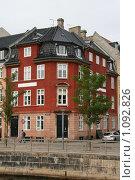Купить «Дания. Копенгаген. Городской пейзаж.», фото № 1092826, снято 4 августа 2009 г. (c) Александр Секретарев / Фотобанк Лори