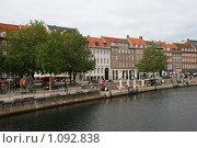 Купить «Дания. Копенгаген. Городской пейзаж.», фото № 1092838, снято 4 августа 2009 г. (c) Александр Секретарев / Фотобанк Лори