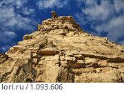 Купить «Гора Верблюд недалеко от села Ширяево», фото № 1093606, снято 2 сентября 2009 г. (c) Акиньшин Владимир / Фотобанк Лори