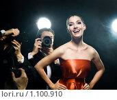 Купить «Папарацци», фото № 1100910, снято 23 августа 2009 г. (c) Константин Юганов / Фотобанк Лори