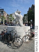 Купить «Голландия. Амстердам. Городской пейзаж», фото № 1101122, снято 6 августа 2009 г. (c) Александр Секретарев / Фотобанк Лори
