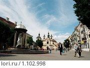 Купить «Ивано-Франковск. Украина», фото № 1102998, снято 25 марта 2019 г. (c) Влад  Плотников / Фотобанк Лори