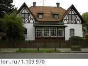 Загородный дом. Германия (2009 год). Стоковое фото, фотограф Юлия Новикова / Фотобанк Лори