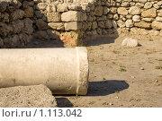 Херсонес, Крым, Украина (2009 год). Стоковое фото, фотограф Виктор Косьянчук / Фотобанк Лори
