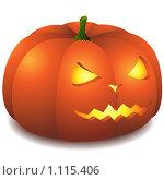 Хеллоуин. Стоковая иллюстрация, иллюстратор Александр Юркинский / Фотобанк Лори