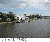 Купить «Отель Kaunis в Сортавала», фото № 1117450, снято 12 августа 2008 г. (c) Алла Виноградова / Фотобанк Лори
