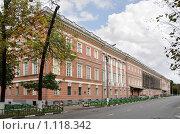 Купить «Екатерининский Дворец на Яузе», фото № 1118342, снято 20 сентября 2009 г. (c) Олег Рыбаков / Фотобанк Лори