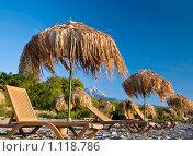 Тропический курорт. Стоковое фото, фотограф Хижняк Екатерина / Фотобанк Лори