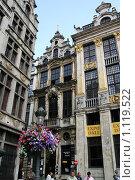 Купить «Бельгия. Брюссель. Городской пейзаж», фото № 1119522, снято 7 августа 2009 г. (c) Александр Секретарев / Фотобанк Лори