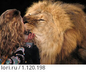 Поцелуй. Стоковое фото, фотограф Терещенко Александр / Фотобанк Лори