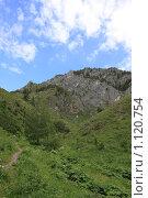 Горный Алтай (2009 год). Стоковое фото, фотограф Иван Новиков / Фотобанк Лори