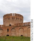 Купить «Крепостная стена. г.Смоленск», фото № 1123454, снято 24 сентября 2018 г. (c) Примак Полина / Фотобанк Лори