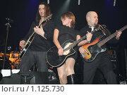 Концерт Ночных Снайперов (2009 год). Редакционное фото, фотограф Сизова Екатерина / Фотобанк Лори