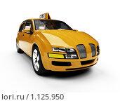 Купить «Такси будущего», иллюстрация № 1125950 (c) ИЛ / Фотобанк Лори