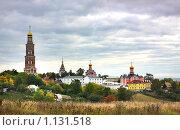 Купить «Иоанно-Богословский монастырь», фото № 1131518, снято 27 сентября 2009 г. (c) Наталья / Фотобанк Лори