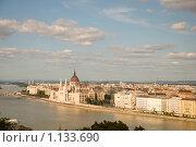 Будапешт (2009 год). Стоковое фото, фотограф Чехов Дмитрий Валерьевич / Фотобанк Лори