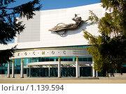 """Концертный зал """"Космос"""" (2009 год). Редакционное фото, фотограф Наталия Валиахметова / Фотобанк Лори"""