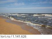 Купить «Азовское море», фото № 1141626, снято 20 августа 2009 г. (c) Павел Спирин / Фотобанк Лори