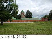 Спасо-Бородинский монастырь (2008 год). Редакционное фото, фотограф Григорий Евсеев / Фотобанк Лори