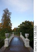 Купить «Осень в парке Павловска», фото № 1158050, снято 30 сентября 2009 г. (c) Наталья Белотелова / Фотобанк Лори