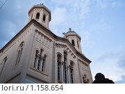Сербская православная церковь. Дубровник, Старый город, Хорватия (2009 год). Стоковое фото, фотограф Сергей Бесчастный / Фотобанк Лори