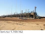 Наливная эстакада газового конденсата. Стоковое фото, фотограф Александр Малышев / Фотобанк Лори