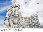 Московская многоэтажка. Стоковое фото, фотограф Тимур Аникин / Фотобанк Лори