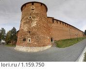 Купить «Тайницкая Башня», фото № 1159750, снято 4 октября 2009 г. (c) Евгений Перов / Фотобанк Лори