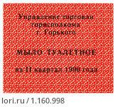 Купить «Лимитная карточка», фото № 1160998, снято 18 августа 2018 г. (c) Александр Карачкин / Фотобанк Лори