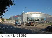 """Купить «Арена """"Мытищи""""», фото № 1161398, снято 16 июня 2006 г. (c) Павел Подолянко / Фотобанк Лори"""