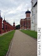 Волоколамский Кремль (2009 год). Редакционное фото, фотограф Окунев Александр Владимирович / Фотобанк Лори