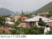 Купить «Азербайджан. Шеки.», фото № 1163086, снято 10 июля 2009 г. (c) Ирина Соколова / Фотобанк Лори