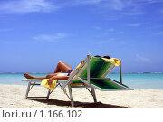 Пляж. Стоковое фото, фотограф Оксана Sk / Фотобанк Лори