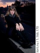 Купить «Портрет девушки», фото № 1166170, снято 19 октября 2009 г. (c) Сергей Шумаков / Фотобанк Лори