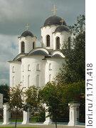 Никольский собор (2009 год). Стоковое фото, фотограф Олег Абрамов / Фотобанк Лори