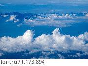 Купить «Вид с высоты полета», фото № 1173894, снято 7 сентября 2009 г. (c) Алексей Лебедев / Фотобанк Лори